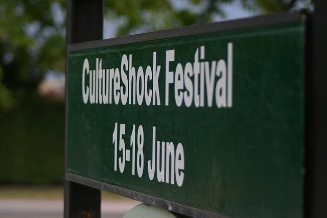 "26th May 2011 - ""Culture Shock"""