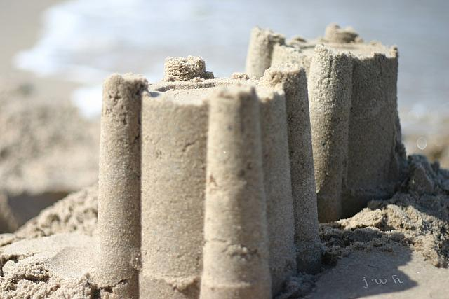 "30th July 2011 - ""Sandcastle"""