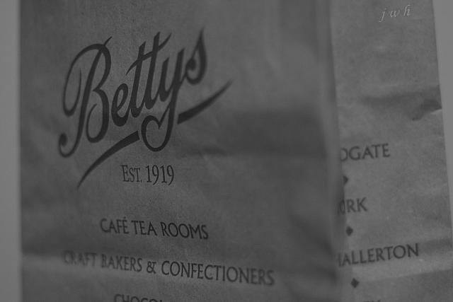 "9th October 2011 - ""Betty's"""