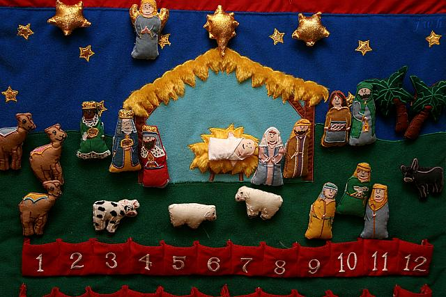 "25th December 2011 - ""For unto us a Child is born"""