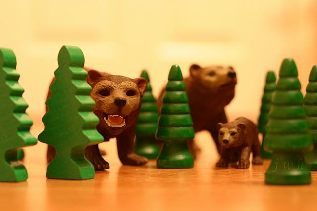 "1st January 2012 - ""BBC Brown Bears"""