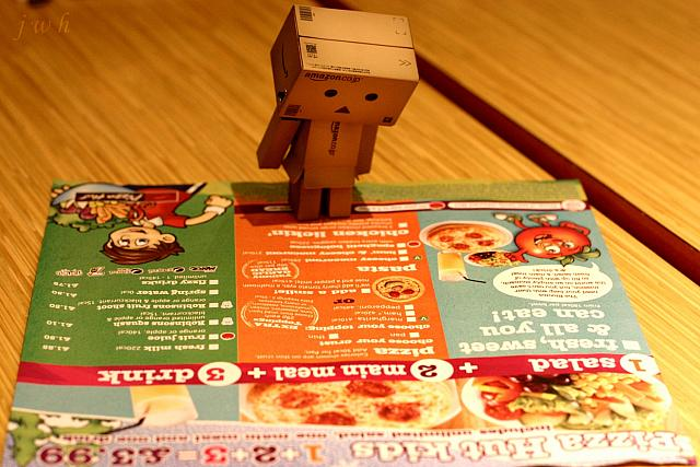 "7th January 2012 - ""Pizza Hut"""