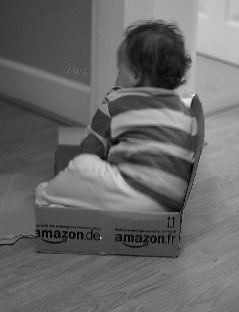 "26th January 2012 - ""Amazon Delivers"""