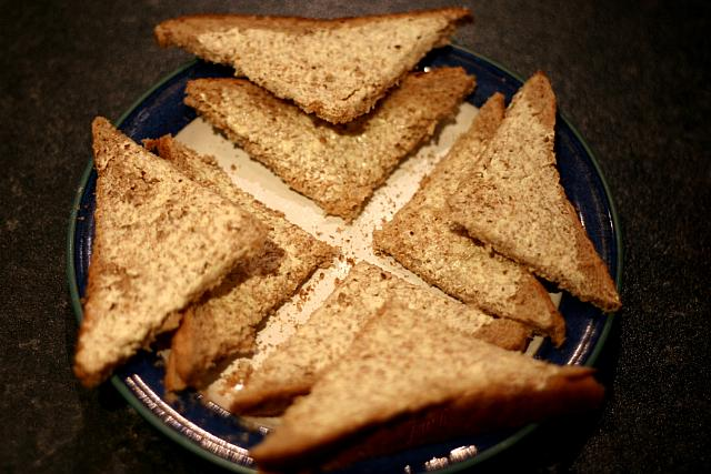 "31st January 2012 - ""Toast"""