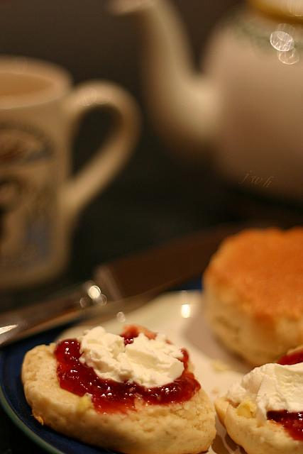 "13th February 2012 - ""Cream Tea"""