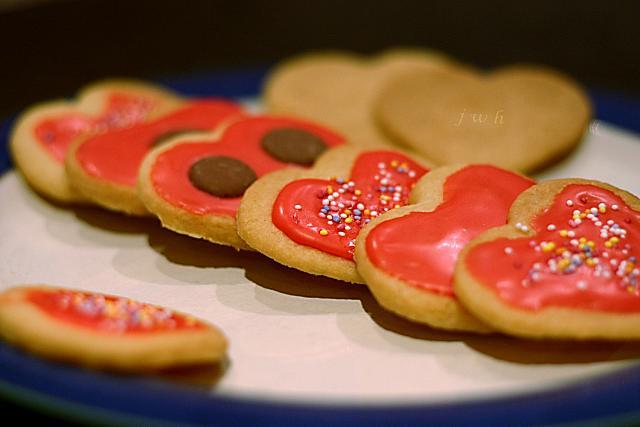 "14th February 2012  - ""Biscuit love?"""