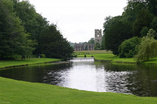 "1st July 2012 - ""Fountains Abbey"""