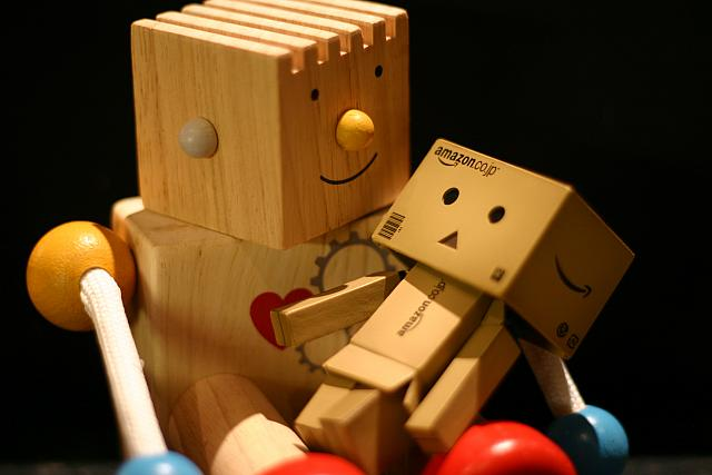 "30th December 2012 - ""Danbo's Dad?"""