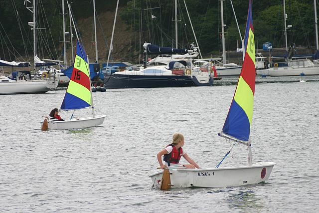 "8th August 2014 - ""Fowey Sailing School"""