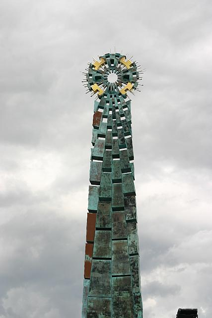 "15th August 2014 - ""Cornish Cross"""