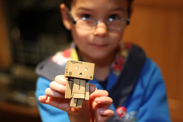 "7th December 2016 - ""Danbo and Friend"""