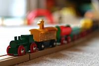 "5th May 2012 - ""Toy Train"""