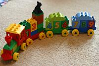 "4th October 2013 - ""Duplo Train"""