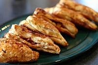 "12th October 2014 - ""Plum Turnovers"""