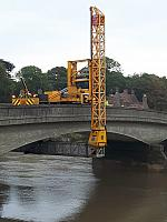 "27th October 2016 - ""Bridge Repairs"""