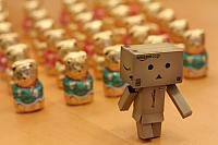 "20th December 2016 - ""Danbo's Army"""
