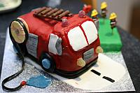 2014-08-29 Fire Engine Cake