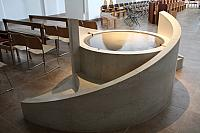 Upper Church Baptistry
